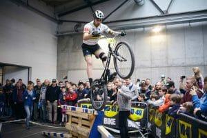 UCI Trials Cup Berlin - Besucht uns am Wochenende